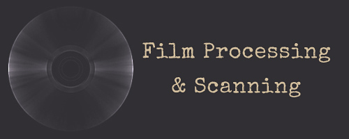 Film Processing and Scanning